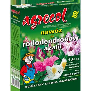Znalezione obrazy dla zapytania agrecol do rododendronów